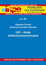 Podręcznik INPE dla Elektryków. Zeszyt 44 - LED – diody elektroluminescencyjne