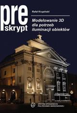 Modelowanie 3D dla potrzeb iluminacji obiektów