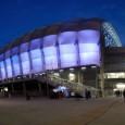 Oprawy irozwiązania oświetleniowe Philips Lighting Poland zostały zastosowane nastadionie wPoznaniu – pierwszej ukończonej wnaszym kraju arenie piłkarskiej, któraw2012 roku będzie gościła