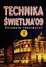 Technika Świetlna 09 tom1
