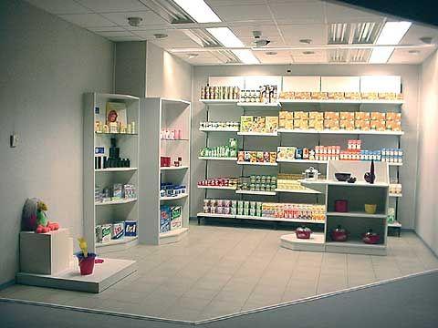 Oświetlenie sklepu - scena 4