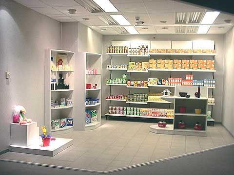 Oświetlenie sklepu - scena 5