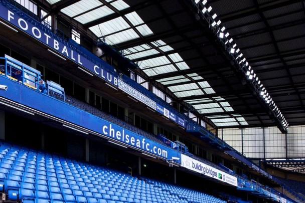 Philips oświetla Stamford Bridge - stadion Chelsea Londyn