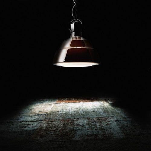 Foscarini iDiesel Lampa wisząca Glas duża