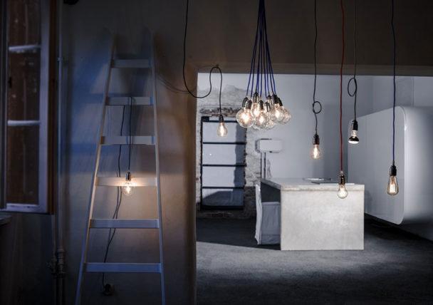 lampa wisząca - More