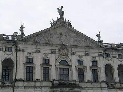 pałac Krasińskich wWarszawie