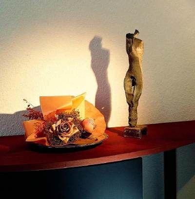 Oświetlenie dekoracyjne - przykład