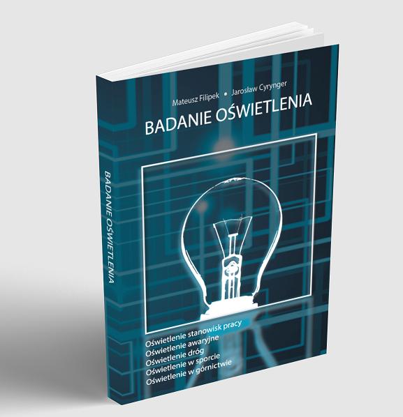 Badanie oświetlenia - książka