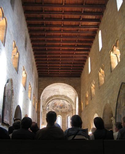 kościół romański