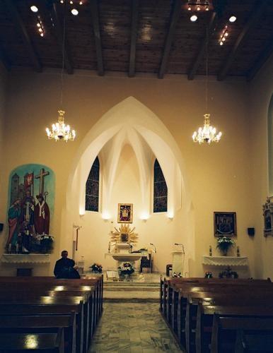 kościół wImielnie