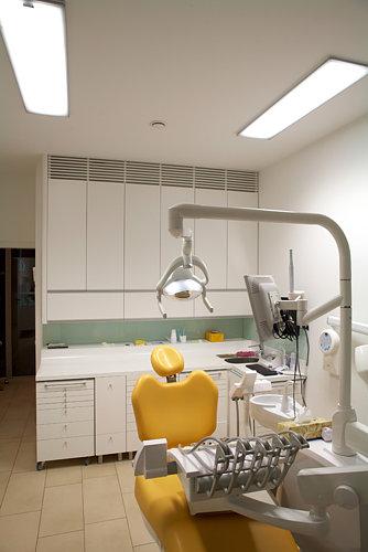 Oświetlenie gabinetu stomatologicznego