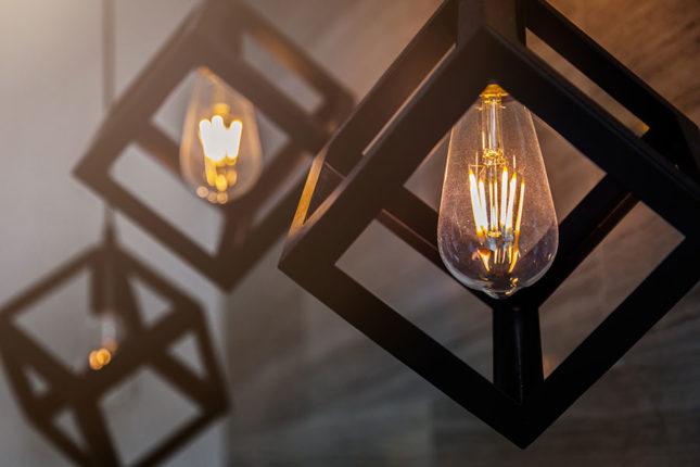 Oświetlenie - lampy - żarówki