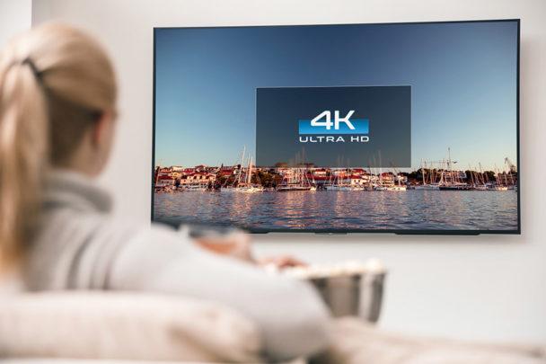 Wielkość TV