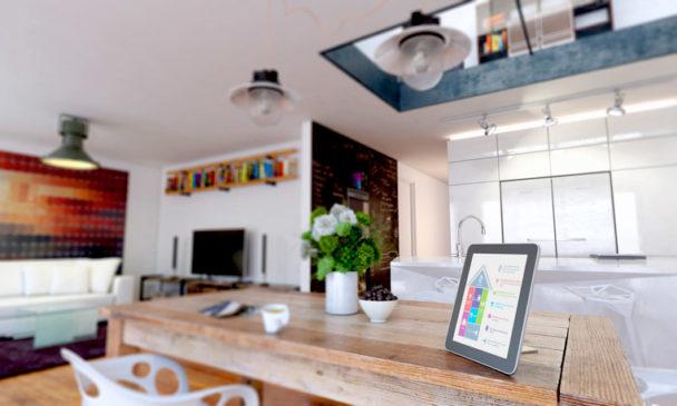 Rozwiązania smart home wkuchni