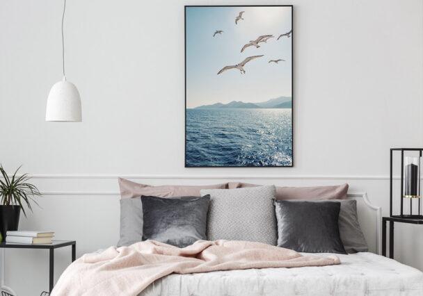 Plakat morze imewy