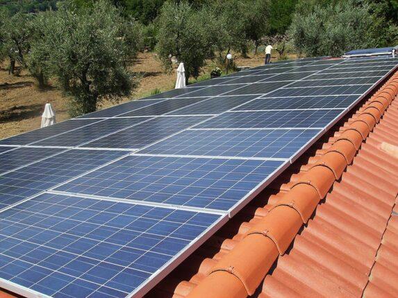 Fotowoltaika - panele na dachu